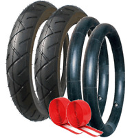 PRAM TYRES 10 X 2.125 PLUS TUBE AND PUNCTURE PROTECTION