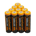 10 x 5000mAh UltraFire Powerful Efficient 3.7v Li-ion Rechargeable 18650 Battery