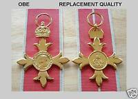 MEDALS - OBE - FULL SIZE