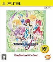 New PS3 Tales of Graces f - Playstation3 the Best Japan Import