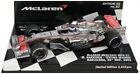 Minichamps McLaren MP4-21 Barcelona Test 2006 - Mika Hakkinen 1/43 Scale