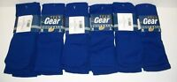 Team Gear Football Socks Royal Size Medium (Dozen)