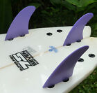 (KS 2.1 PC Style) New FCS Compatible Fibreglass Surfboard Fins from Indo Fins