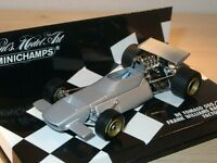 Minichamps De Tomaso 505/38 Ford factory roll-out - 1/43