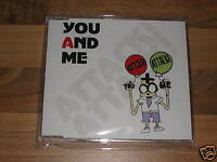 "Maxi-CD Attack! Attack! ""You and Me"" *Neuwertig*"