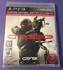NEW Crysis 3 Hunter Edition NEW Factory Sealed PS3 Playstation 3 Game