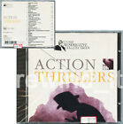 "ENNIO MORRICONE ""ACTION THRILLERS"" RARO CD OST 1995 SIGILLATO (SEALED)"