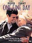 One Fine Day (DVD, 2002)