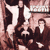 SPOOKY TOOTH - CROSS PURPOSE (German Import CD, 1999, Ruf Records)