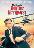 "Alfred Hitchcock's ""North by Northwest"" DVD! BRAND NEW! STILL SEALED!"