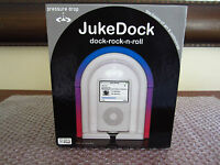 *** SUPER RARE JUKEDOCK ***  For Apple iPod classic 4th Gen  MP3 FACTORY SEALED