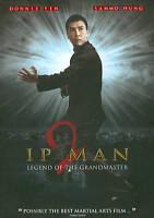 Ip Man 2: Legend of the Grandmaster (DVD, 2011) MINT