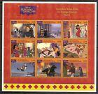 SAN VICENTE Y GRANADINAS. Año: 1996. Tema: WALT DISNEY.