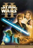Star Wars - Episode 2 - Attack Of The Clones (DVD 2-Disc Set) NEW SEALED FREEPOS