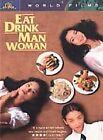 Eat Drink Man Woman (DVD, 2002)