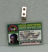 Aliens ID Badge-USCSS Nostromo Engineer Parker