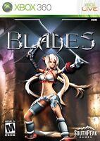 X-blades Pour Xbox 360