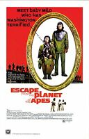 ESCAPE FROM PLANET OF THE APES MINI LAMINATED POSTER