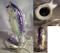Rauchverzehrer Porzellan Fisch elektrisch