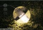 Simple Modern 1 Light Transparent D 10 CM Living Room Spherical Chandelier