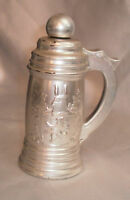 Collectible Coat Of Arms Stein Bottle by Avon