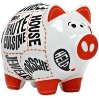 Ritzenhoff Mini Piggy Bank Sparschwein Porzellan Design 2013 Martina Schlenke