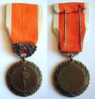 Médaille du ministère de l'hygiène de l'assistance et de la prévoyance sociale.