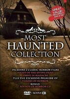 Most Haunted Collection (DVD, 2008, Canadian Version - CD Included)