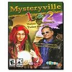 Video Game PC Mysteryville 1 & 2 (Special Edition) (PC, 2007) TIN NEW SEALED