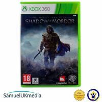 MIDDLE-EARTH: SHADOW OF MORDOR (XBOX 360) **IN A BRAND NEW CASE**