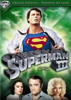 Superman III (DVD, Deluxe Edition)  Reeve / Margot Kidder / Richard Pryor