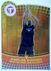 2002-03 Topps Pristine CARLOS BOOZER Gold Refractor Die Cut RC Rare SP #/99