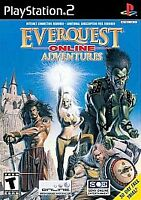 EverQuest Online Adventures (Sony PlayStation 2, 2003) PS2 NEW/Factory Sealed