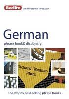 Berlitz: German Phrase Book & Dictionary by Berlitz Publishing Company...