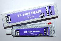 Car body repair pinholes scratches 1K FINE STOPPER filler putty