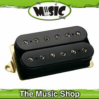 Dimarzio Super 2 Humbucker Pickup Black F Spacing DP104