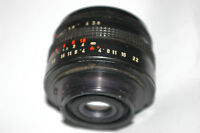 30mm F3.5 PENTACON WIDE ANGLE LENS for EXAKTA  & TOPCON CAMERAS MADE IN GERMANY