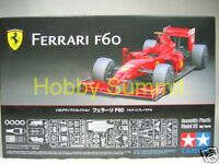 Tamiya 1/20  FERRARI  F60  F-1 Grand Prix 2009   Static Plastic Kit  # 20059