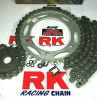 '03-06 HONDA CBR600RR RK 525xsoz QUICK ACCELERATION CHAIN AND SPROCKET KIT
