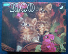 jigsaw puzzle 1000 pc Guild Kittens cats playing