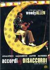 Accordi e disaccordi dvd originale+locandina Cecchi Gori Woody Allen-Come nuovo