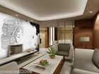 Custom Size Modern Simple Living Room/Bedroom/TV Background Wallpaper