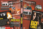 DVD 2 FILMS 100% ACTION EXTREME : DANGER ZONE 3 + BACK TO KILL