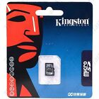 CARTE MEMOIRE MICRO SDHC 8GB KINGSTON TELEPHONE CAMERA APPAREIL PHOTO 8GO SD