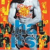 RED HOT CHILI PEPPERS - WHAT HITS?! - 1992 CD ALBUM