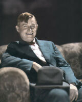 """WILL ROGERS AMERICAN COWBOY ACTOR COMEDIAN 8x10"""" HAND COLOR TINTED PHOTOGRAPH"""