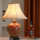 Modern Home Process European Rural Style Palace Classic Bedside Table Lamp