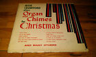 JESSE CRAWFORD Plays Organ And Chimes For Christmas Vintage Holiday Record album