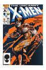 The Uncanny X-Men #212 (Dec 1986, Marvel) Wolverine Vs Sabretooth Rd 1 VF 8.0