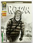 PANINI LEO ORTOLANI RAT-MAN COLLECTION 86 RATMAN RAT-MAN NOUVEAU TUTTO